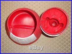 10pc Aunt Jemima Plastic Cookie Jar Spice Salt Pepper Syrup Cream Sugar Set Lot