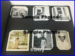 160+ Vintage Photos Black Americana Family Photo Album from VA 1940s, 50s, 60s, 70s