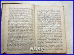 1860s REPORT FORT PILLOW MASSACRE BOOK BLACK Soldiers Killed by confederates