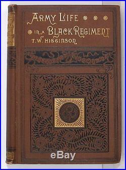 1882 CIVIL WAR REGIMENTAL HISTORY OF 1st SOUTH CAROLINA COLORED TROOPS