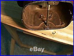 1890s Antique 19thC Black Americana JOLLY Mechanical Cast Iron Bank, JOHN HARPER