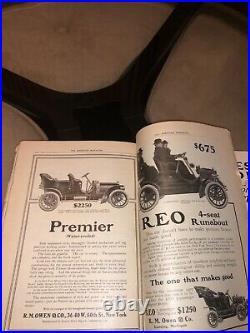 1907 THE AMERICAN MAGAZINE Following the Color Line ATLANTA RACE RIOT Rare