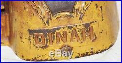 1910's Dinah, Black Americana Mechanical Bank, Made in England, John Harper Co