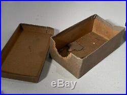 1915 Ragtime Rastus & Boxers Dancing Phonograph Talking Machine Toys in Box