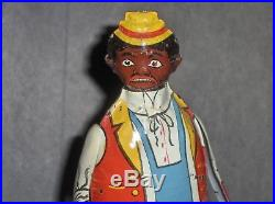 1920's US Made Marx Hey Hey The Chicken Snatcher Tin Wind Up Toy In VGC