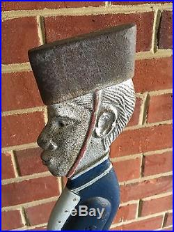1920S Cast Iron Bulter/Bell-Hop Black Americana
