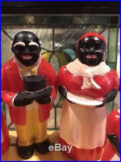 1950s Vintage Aunt Jemima F&F Mold & Die Spice Jars