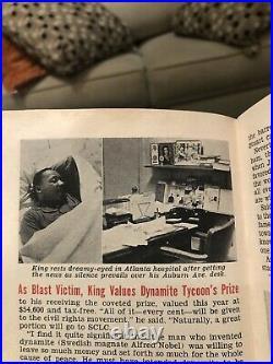 1964 Jet Magazine, Martin Luther King Jr. Wins Nobel Peace Prize