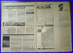 1969 The Guardian Radical Newspaper FREE BOBBY SEALE! On Black Panthers Cover