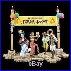 24PCS Thomas Blackshear Ebony Visions COMPLETE JAMBOREE PARADE TRUMPATINA XRARE