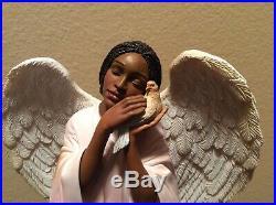 2PCS Thomas Blackshear Ebony Visions LOVE DELUXE KIT with Ornament NIB