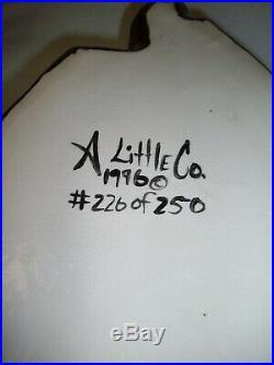 A Little Company Stella Cookie Jar Black Americana Limited Edition