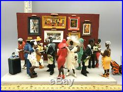 ANNIE LEE Limited Edition Statue Signed 6069 Limited Sass'N Class Boxed Sandy