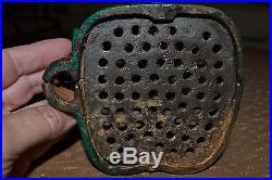 Antique Cast Iron Bank Dinah Black Americana
