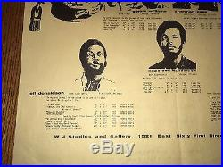 Africobra 1 Manifesto Ten In Search Of A Nation Black Panther Party Poster