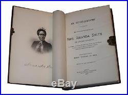 Amanda Smith Autobiography African American Feminist Feminism Evangelist