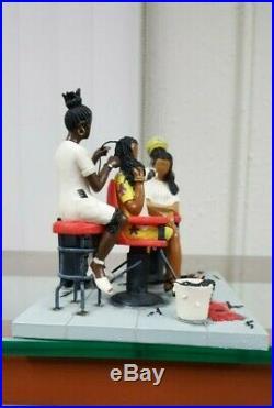 Annie Lee Figurine Extensions Black Americana Liquidation Sale