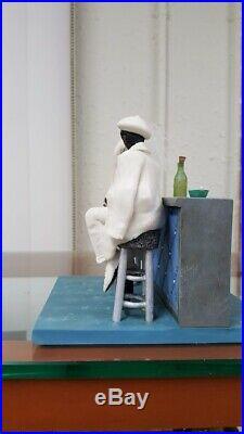 Annie Lee Figurine White Tie Only Scene One/African American Art/Black Americana