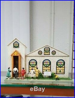 Annie Lee Neighborhood Full Gospel Church/African American Art/Black Americana