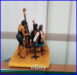 Annie Lee On Q Figurine African American Art Liquidation Sale