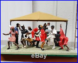 Annie Lee Preach On Church Figurine Black Americana/African American Art Sale