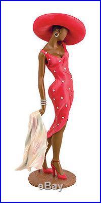 Annie Lee Sassy in Red Figurine