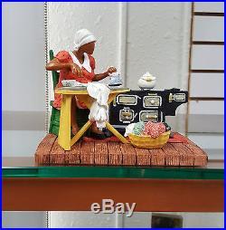 Annie Lee Sprinklin And Pressin Figurine Black Americana Liquidation Sale