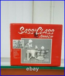 Annie Lee Sprinklin and Pressin Figurine /Black Americana Liquidation Sale