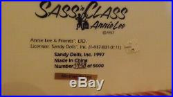Annie Lee's Mother Board Limited Edition Sass N Class Figurine