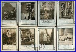 Antique Black Americana Dixieland Playing Card Game 1118 Fireside Cincinnati Oh