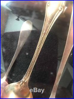 Antique Black Americana Sterling Silver Spoon Collection Collectible