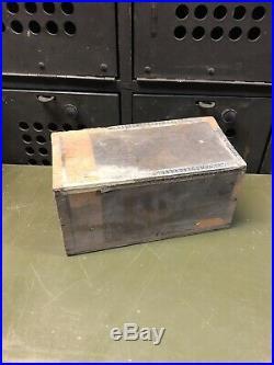 Antique Black Americana Three Black Kids Cigar Box RARE