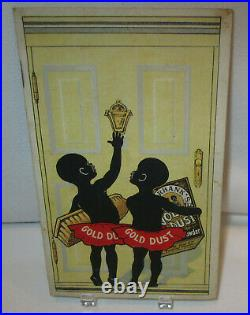 Antique GOLD DUST TWINS & Other FAIRBANKS SOAP PRODUCTS Advertising Booklet