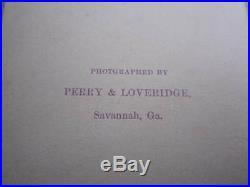 Antique Vintage Carte de Visite CDV African-American Lady 1860s Holding Book