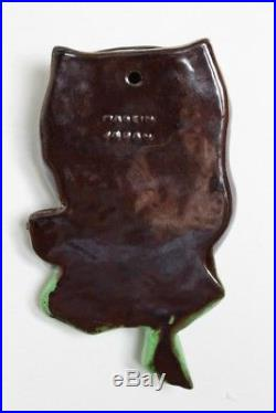 Aunt Jemima Rare Black Americana Vintage Wall Pocket Made In Japan