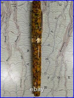 Bexley Americana Yellowstone, S 18K Nib