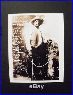 Bill Pickett Cowboy Black African American Texas