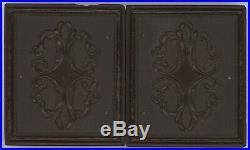 Black African American Man Ambrotype Circa 1860 In Critchlow Daguerreotpye Case