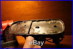 Black Americana Cast Iron Bad Accident Mechanical Bank J & E Stevens c 1888