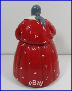 Black Americana Cookie Jar Memories of Mama Limited Edition