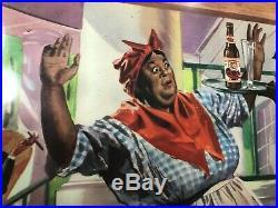 Black Americana Cooks Goldblume Beer mid 40s