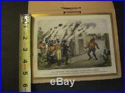 Black Americana Memorabilia- 1939 Firefighter Calendar Darktown Fire Brigade