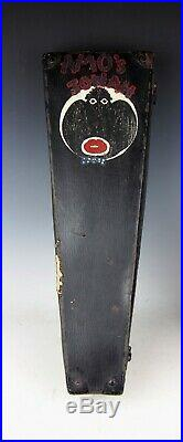 Black Americana Minstrel Show Prop Ukulele/banjo Old Violin Case