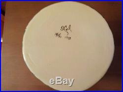 Black Americana S. Corl Pottery Ltd. Ed. Mammy Cookie Jar & Salt & Pepper Shakers