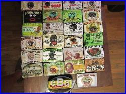 Black Americana Souvenir Soap