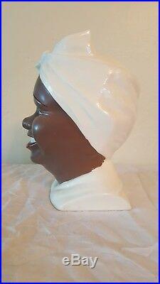 Black Americana Vintage RARE Original Gilner Mammy cookie jar