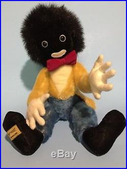 Black Americana mohair Doll By Olivia Holmes-free Int. Shippingsorry Firm Price
