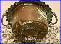 Black Americanablack Mancigartobacco Jarcoppercirca1850rarestspectacular