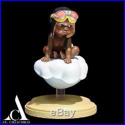 Black Angel Thomas Blackshear Little Pilot Adorable Girl Limited Ed Sign Number