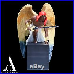 Black Angel Thomas Blackshear Ready For Battle Limited Edition Numbered